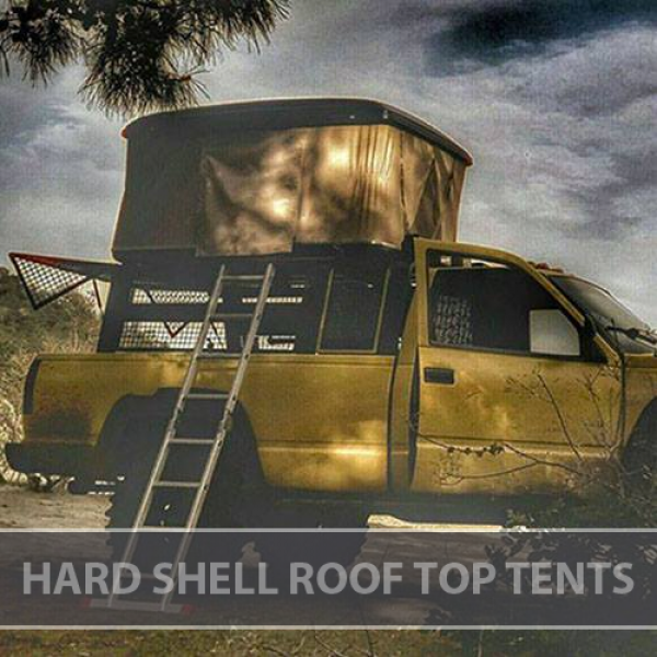 HARD SHELL ROOF TOP TENTS